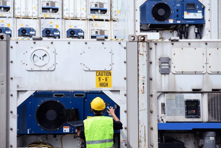 reefer technician dockflow sensor choosing guide