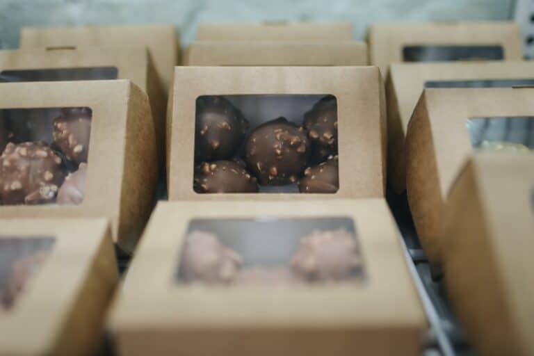 dockflow case study chocolate cargo shipment