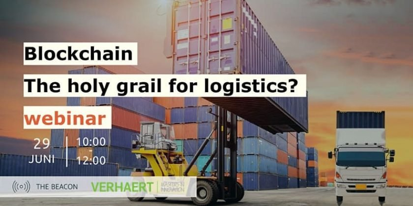 Dockflow - Is blockchain the holy grail for logistics